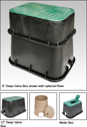 Valve Boxes Source 1 Drainage Source One Environmental