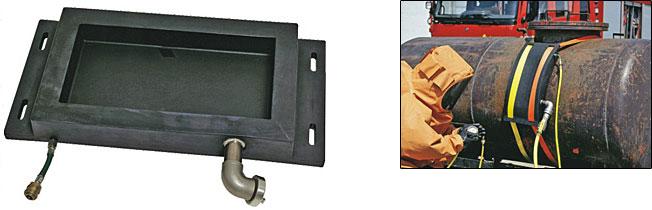 Leak Sealing Kraft Bag : Sava drainage leak sealing bags source one environmental