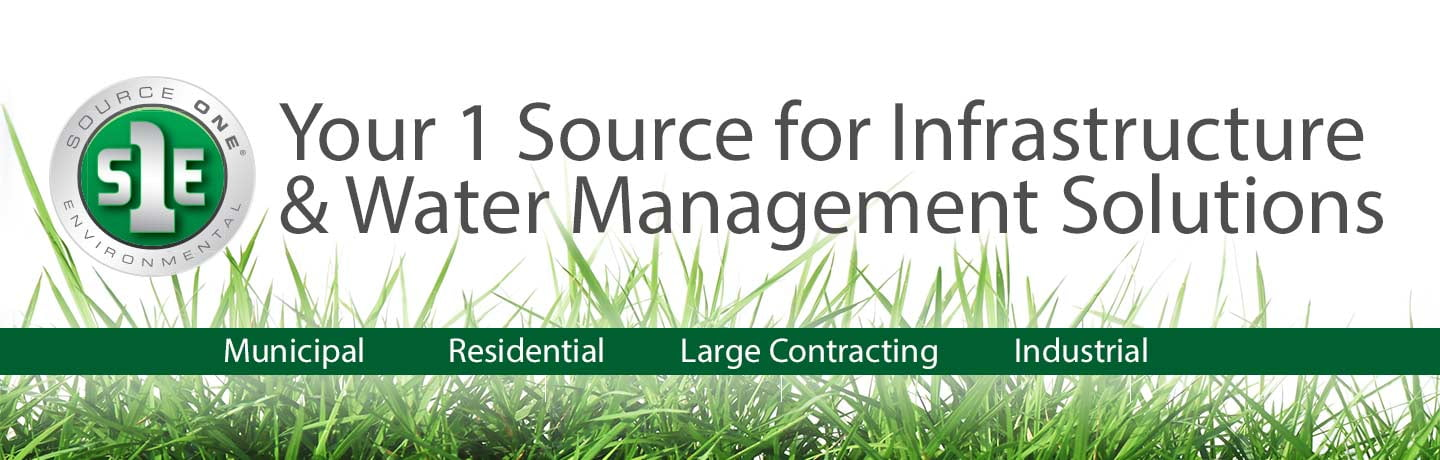 Your 1 Source for Infrastructure & Water Management Solutions