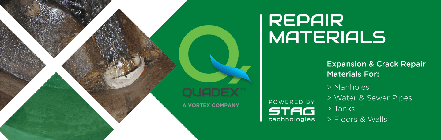 Quadex - Repair Materials