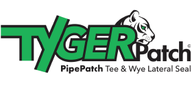 TYGERPatch - PipePatch Tee & Wye Lateral Seal