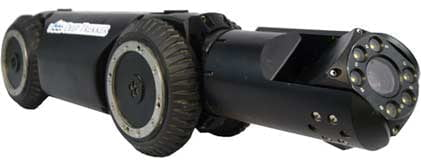 Deep Trekker DT340L Pipe Crawler Package