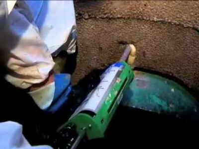 SealGuard II - Leak Sealing System for Brick and Cement Structures
