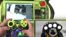 IRIS - How to Use the Digital Hand Controller